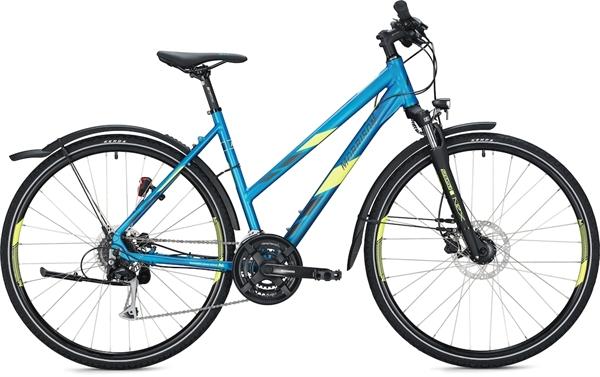 """Morrison X 2.0 Damen 28"""" blue-neon yellow"""