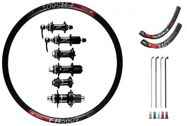 """Shimano XT Disc CL Custom Laufradsatz MTB 26"""""""