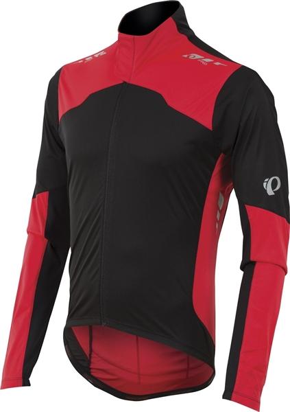 Pearl Izumi P.R.O. Aero LS Jersey black/true red %
