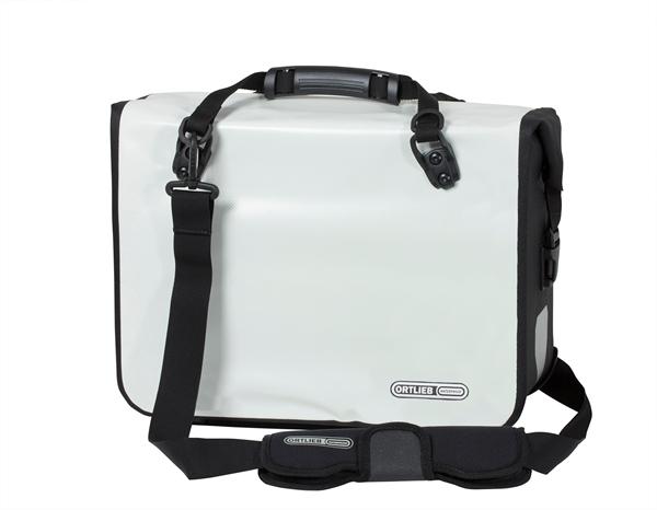 Ortlieb Office-Bag QL2.1 Aktentasche 21 L weiß schwarz