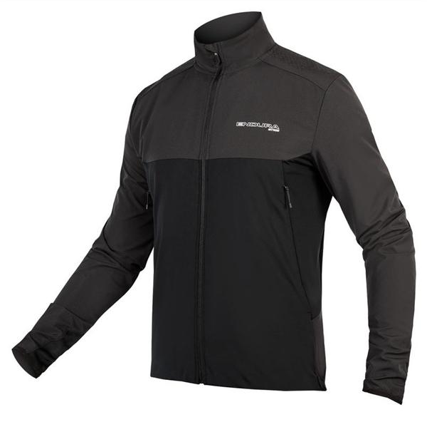 Endura MT500 Thermo L/S Jersey Langarmtrikot schwarz