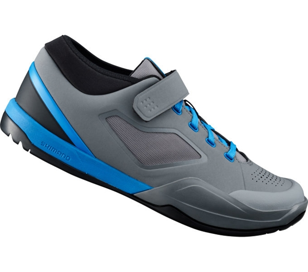 Shimano SH-AM7G Gravity SPD Shoe grey blue