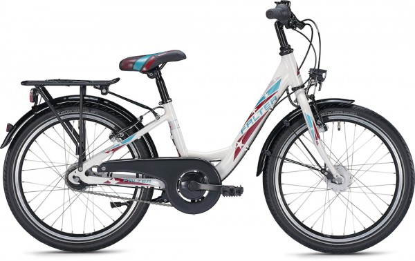 Falter FX 207 ND 20 Zoll wave white Kids bike