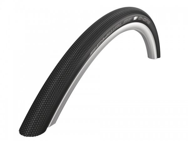 Schwalbe G-One Speed 28x1.20 (700 x 30C) Schlauchreifen schwarz