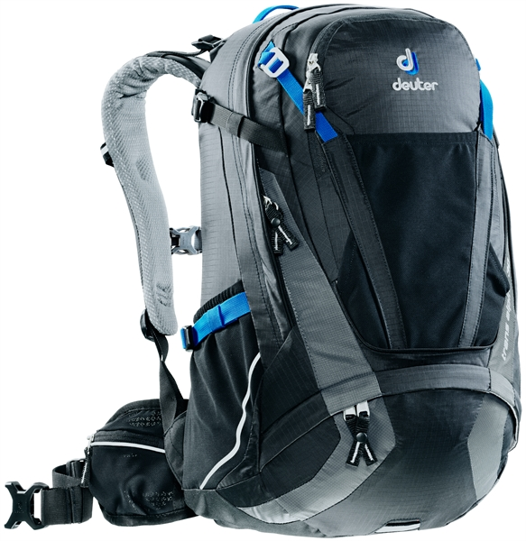 Deuter Trans Alpine 30 black-graphite