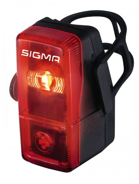 Sigma Rear Light Cubic LED battery