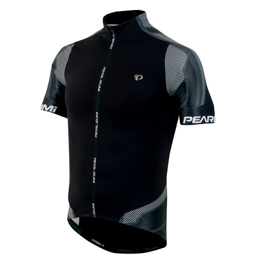 Pearl Izumi P.R.O. Leader Jersey black/shadow grey %