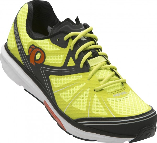 Pearl Izumi X-Road Fuel IV lime punch/cactus