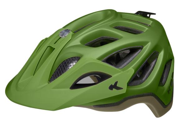 KED Trailon MTB Helm olive matt