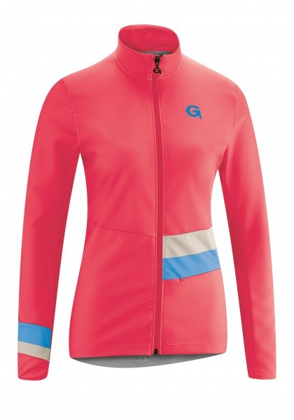 Gonso Lucelle Ladies Longsleeve Jersey diva pink