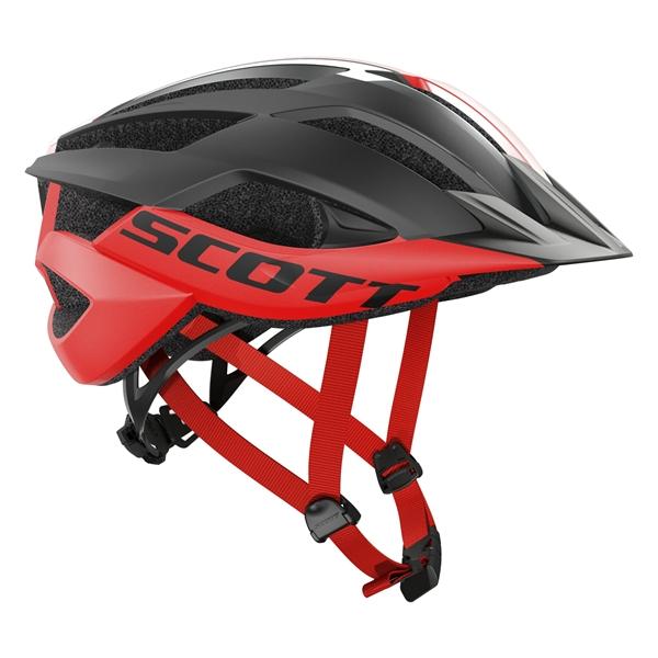 Scott Helmet Arx MTB Plus rot/black