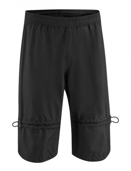 Gonso Drain rain pants unisex black