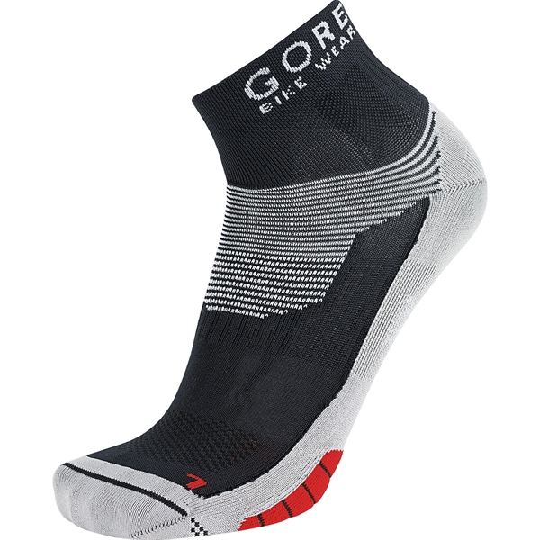 Gore Bike Wear Xenon Socken black/red