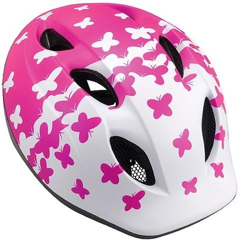 Met Buddy Child Helmet Pink Butterflies