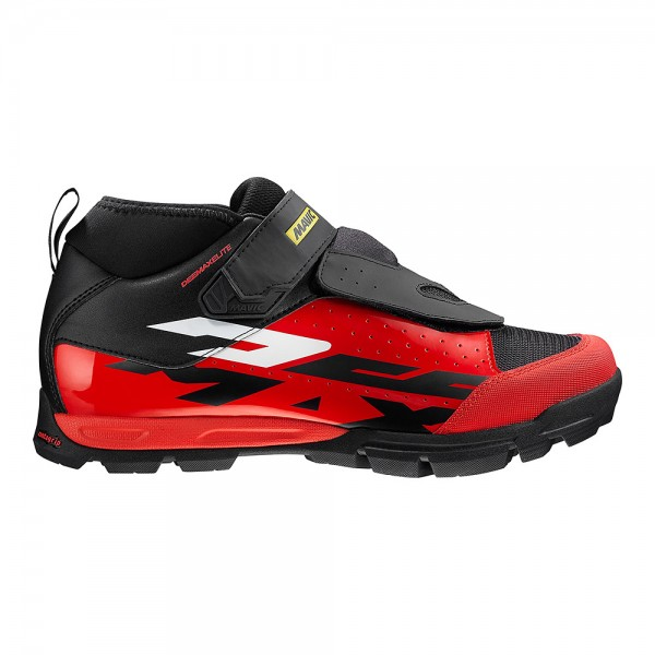 Mavic Deemax Elite MTB Schuh black/fiery red