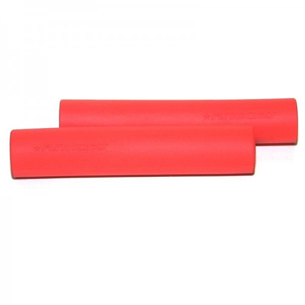 Fun Works Fire-Red Silicone Griffe