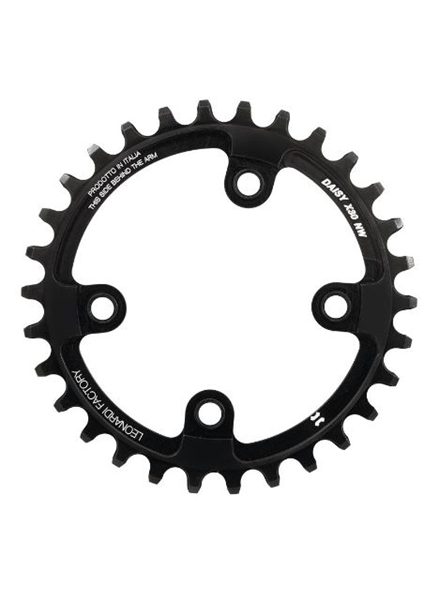 Leonardi Factory DAISY Single Narrow Wide Style Kettenblatt für 1-fach MTB Kurbel 32 Z