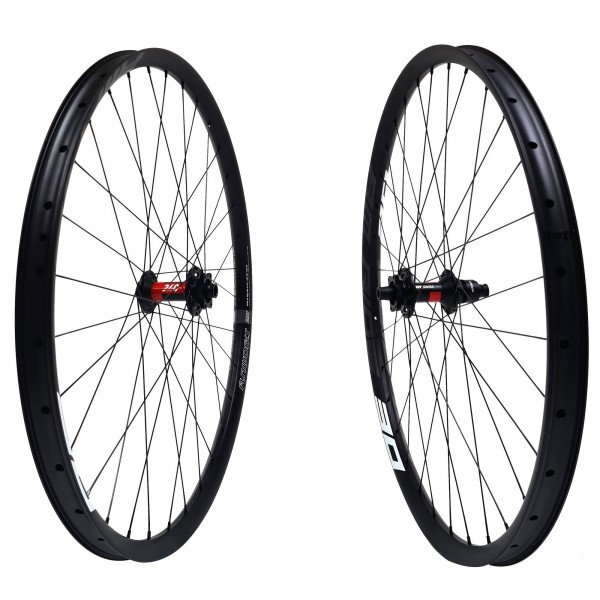 DT Swiss 240 EXP Boost Disc IS Amride 30 Comp Race Wheelset 27,5 650b 1650g
