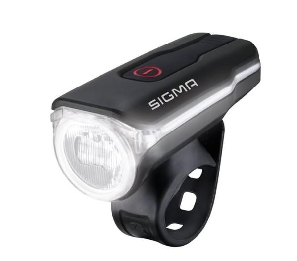 Sigma LED-Frontlampe Aura 60 USB mit StVZO-Zulassung