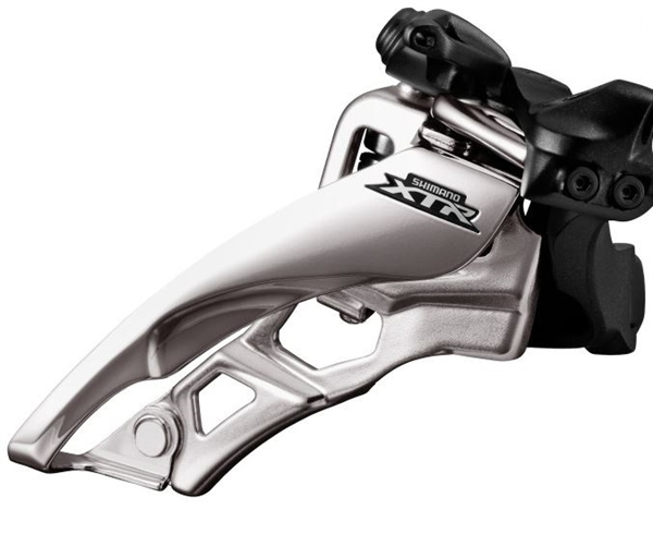 Shimano XTR Derailleur FD-M9000 3x11 Low Clamp