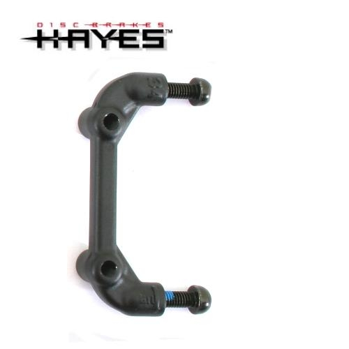 Hayes Disc Adapter IS to PM 180 front QR20