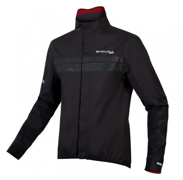 Endura Pro SL Shell Jacket II Regenjacke schwarz