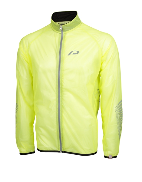 Protective P-LED Jacke safety yellow