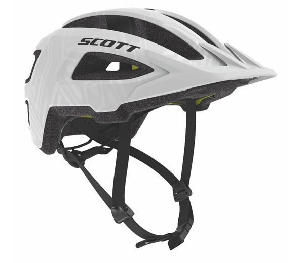Scott Helmet Groove Plus white