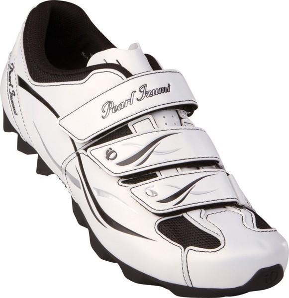 Pearl Izumi Women All-Road Shoes white / silver Sale