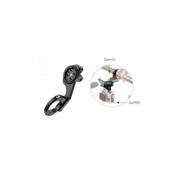Pro1 Multi Handlebar Mount for Garmin Edge+GoPro black
