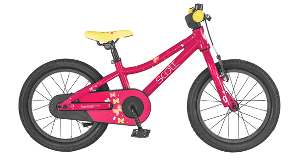 Scott Bike Contessa 16 pink 2019 Kid bike