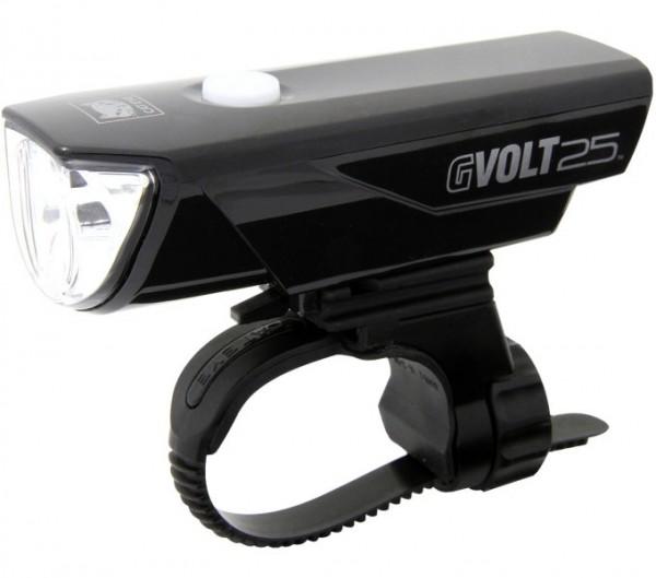 Cateye Frontlicht GVolt 25 mit StVZO-Zulassung