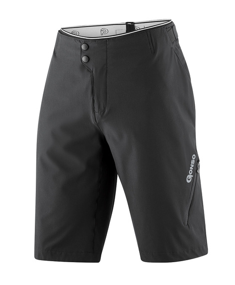 Gonso Fumero Herren Bike Shorts black