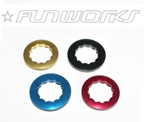 Fun Works Tuning Parts Lock Ring for Cassette 12T