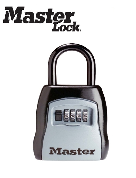 Master Lock Safe Select Acces mit Bügel 5400