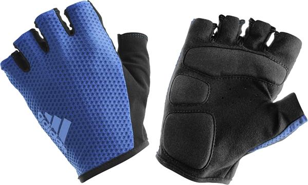 Adidas Response Team Handschuh collegiate navy/lucky blue