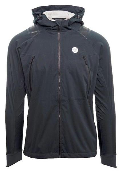 AGU Rain Jacket MTB - black