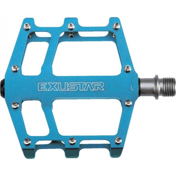 Exustar E-PB-525 MTB / BMX Pedal blue