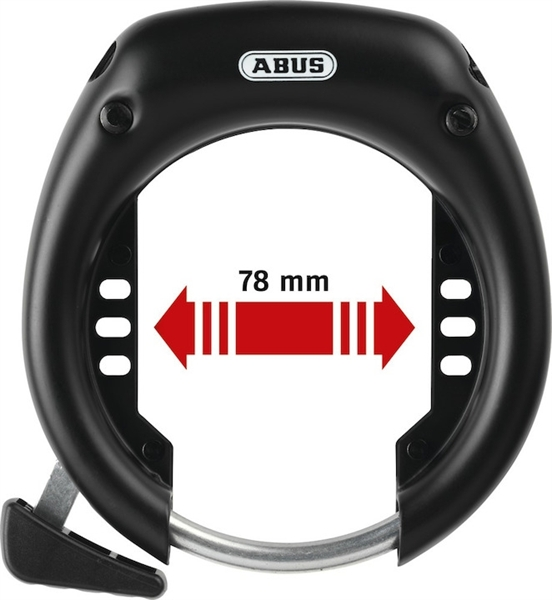 Abus frame lock Shield 5650L NR for balloon tyres LHR-3