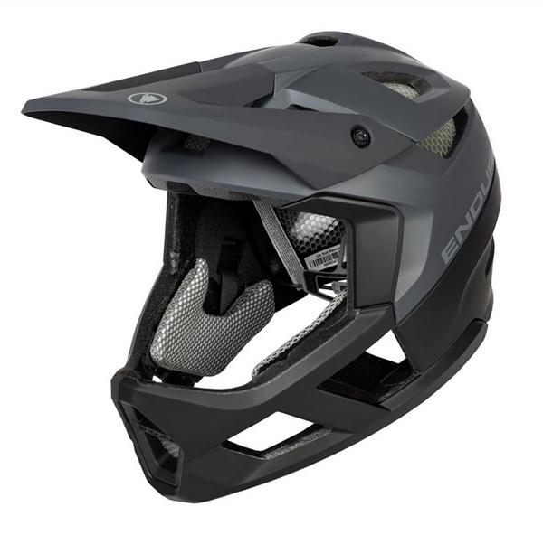 Endura MT500 Fullface Helmet black