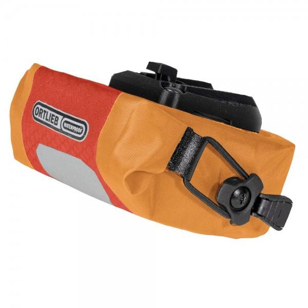 Ortlieb Saddle-Bag Micro Two 0,5L signal red-orange