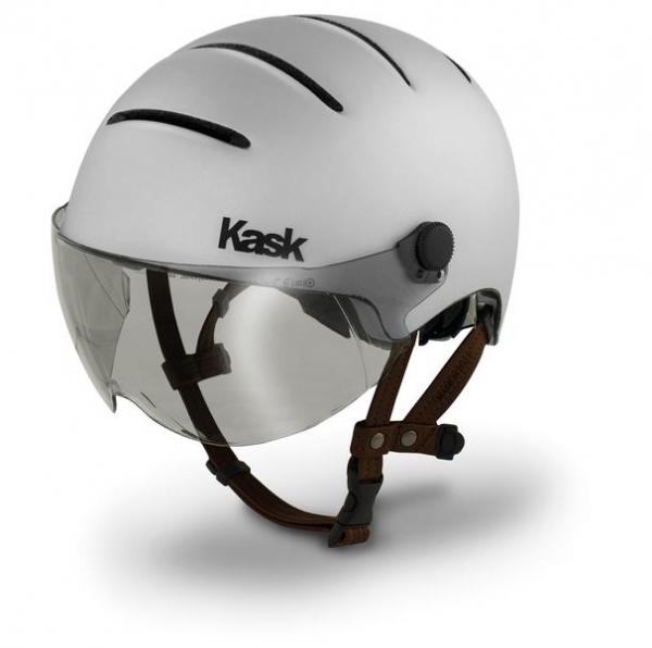 Kask Helm Lifestyle matt silber