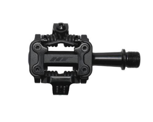 HT Components M1 Pedale Black