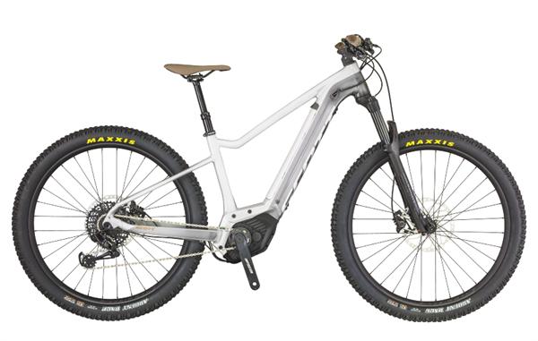 Scott Bike Contessa Aspect eRide 10 weiß/grau Damen 2019