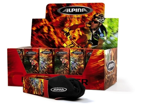 "Alpina Under Cover ""Bikehelmet"""