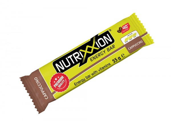 Nutrixxion Energy Bar Cappucino