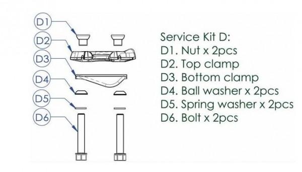 Contec Service Kit D F. Drop A Gogo
