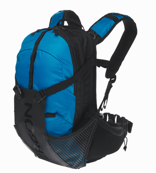 Ergon BX3 Bike Backpack stealth/blue