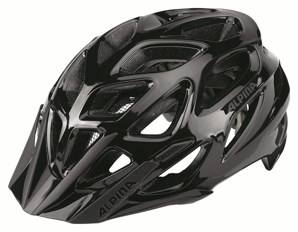 Alpina Mythos 3.0 Helm black anthracite