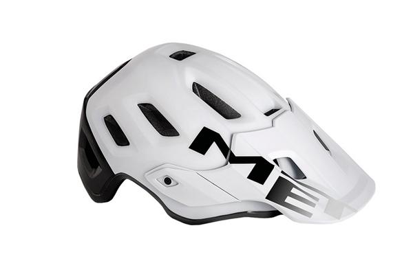 Met Roam Mips Helmet matt white/black
